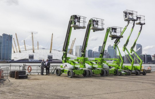Advanced Access 'Goes Green' for London