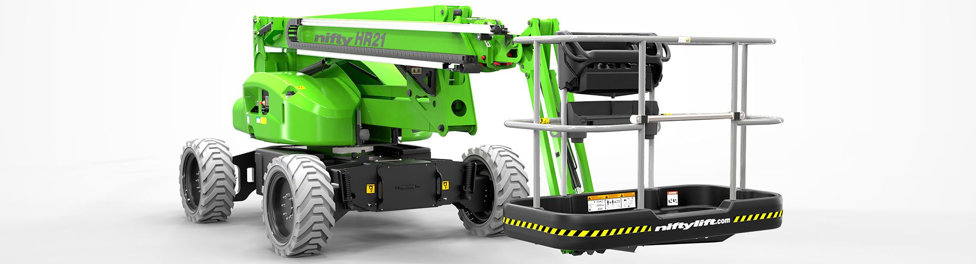 Mobile Elevating Work Platforms | Buy or Rent Today | Niftylift
