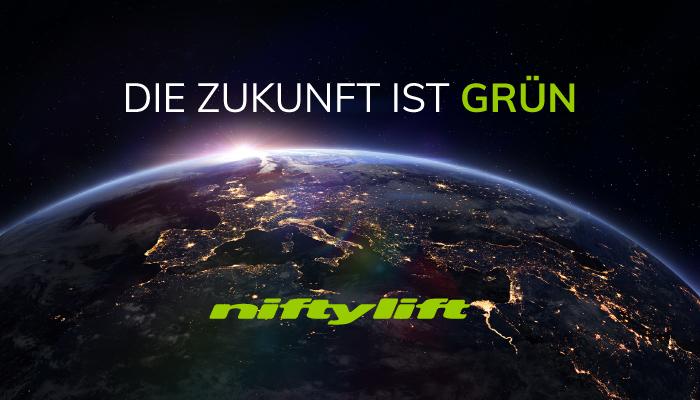 Niftylift – Die Welt ändert sich