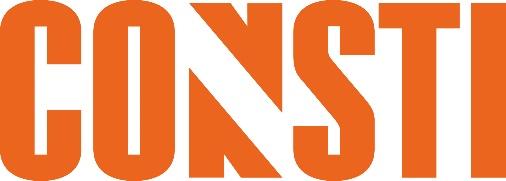 Logo Consti Korjausrakentaminen