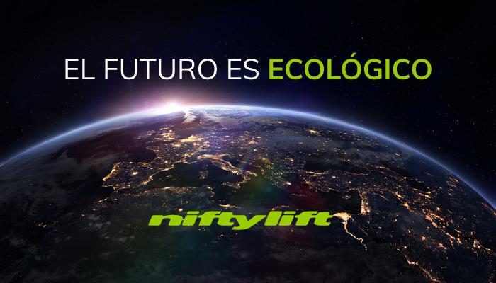Niftylift - El mundo está cambiando