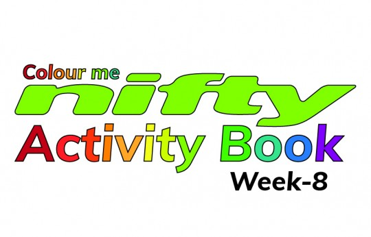 Nifty Activity Book - 8