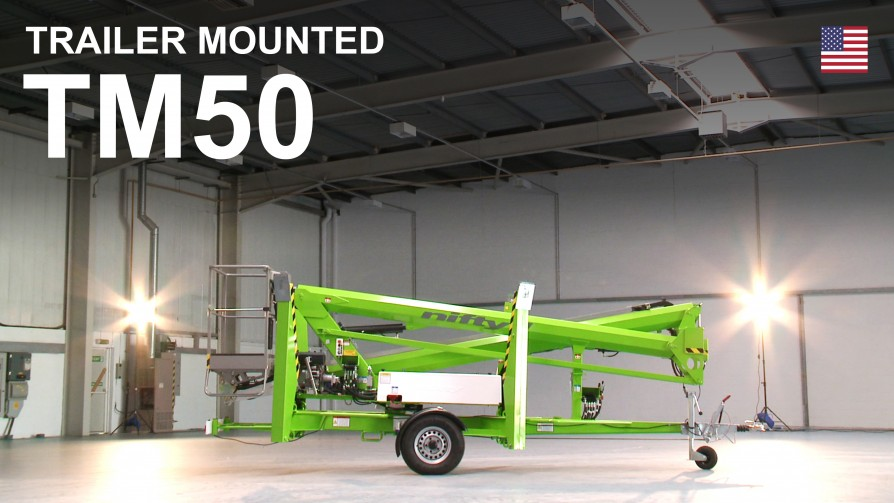 TM50 | Towable Cherry Picker | Niftylift USA Nifty Lift Wiring Diagram on