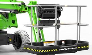 SD64 4x4x4 | Self Drive Work Platform | Niftylift USA