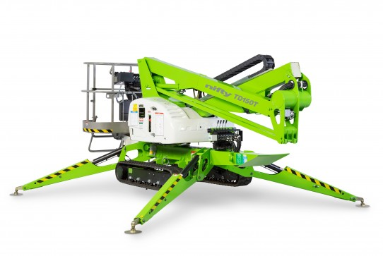 TrackDrive Cherry Picker