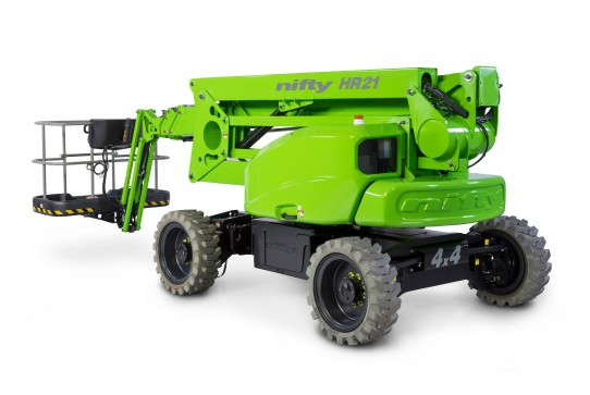 Self Propelled Cherry Picker