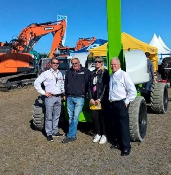 Narma Group Receives HR28 Hybrids