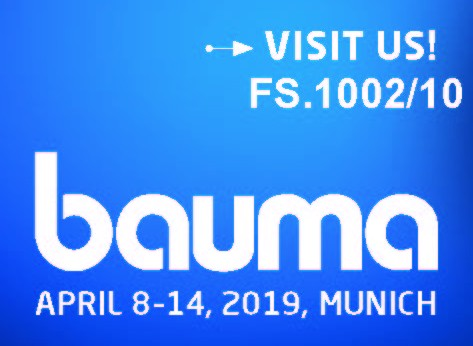 Niftylift Exhibiting at Bauma 2019