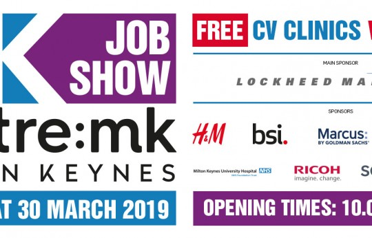 Niftylift at the Milton Keynes Job Show 2019