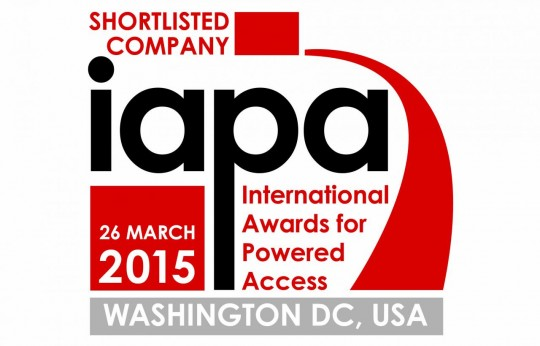 HR15 Hybrid Shortlisted for IAPA 2015