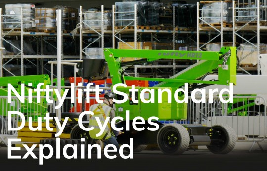 Standard Duty Cycles Explained