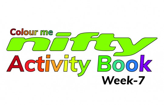 Nifty Activity Book - 7