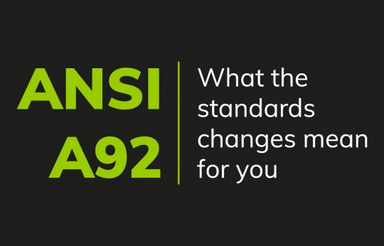 ANSI A92 - The Nifty Guide