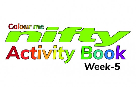 Nifty Activity Book - Week 5