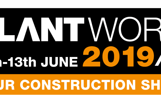 Niftylift Exhibiting at PlantWorx 2019