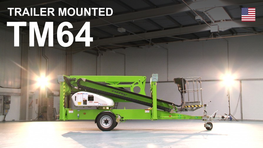 Tm64 Towable Cherry Picker Niftylift Usa