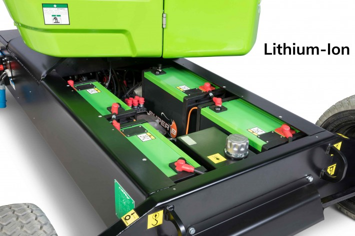 Niftylift Lithium-Ion Batteries - HR12L