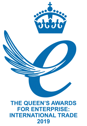 Niftylift Queen's Award for International Trade 2019